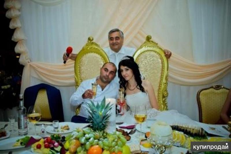 Армянский тамада, армянская свадьба