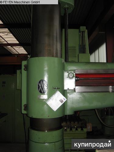 Поставляем Радиально-сверлильный станок Chepel RF51