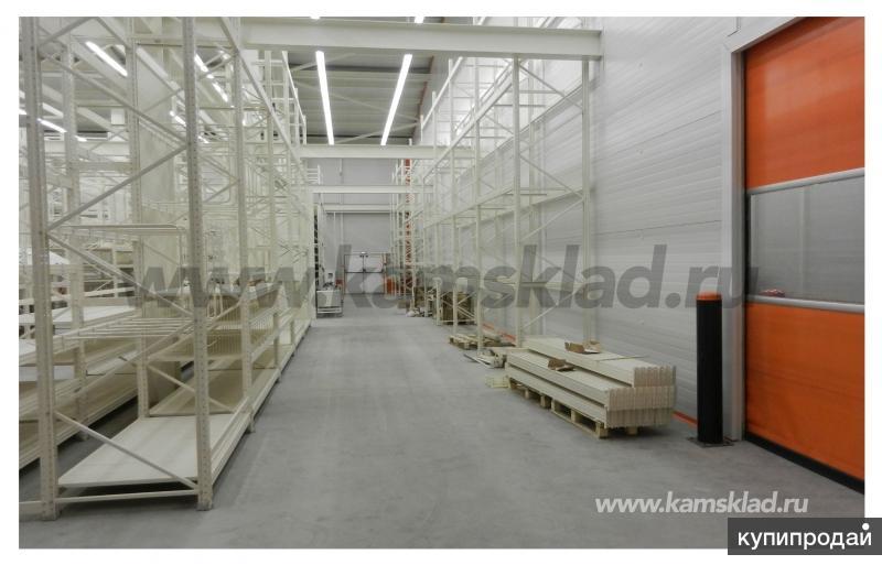 Продается Торгово-складской комплекс (класс В+, 3800 кв.м) на Камчатке