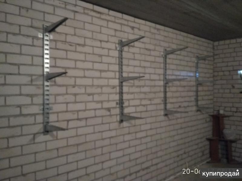 Стеллажи в гараж купить в барнауле железный гараж 6х4 цена