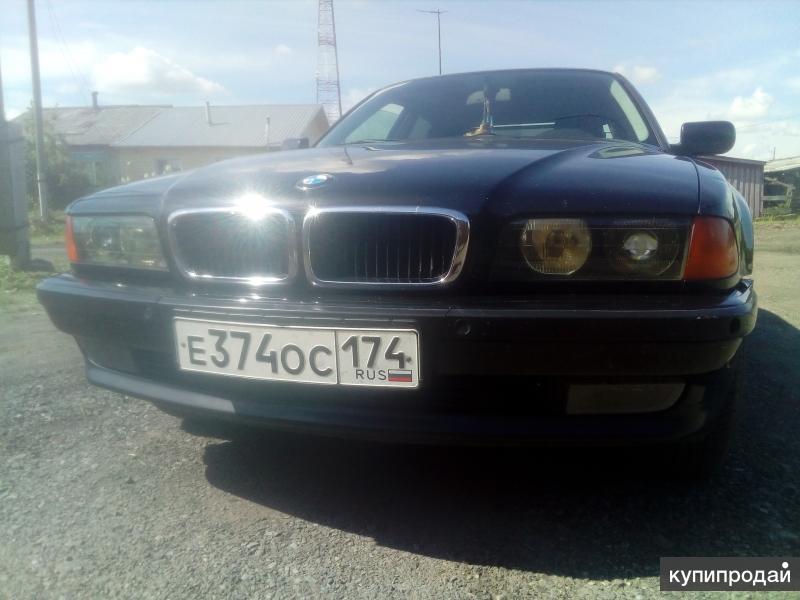 BMW 7er, 1994