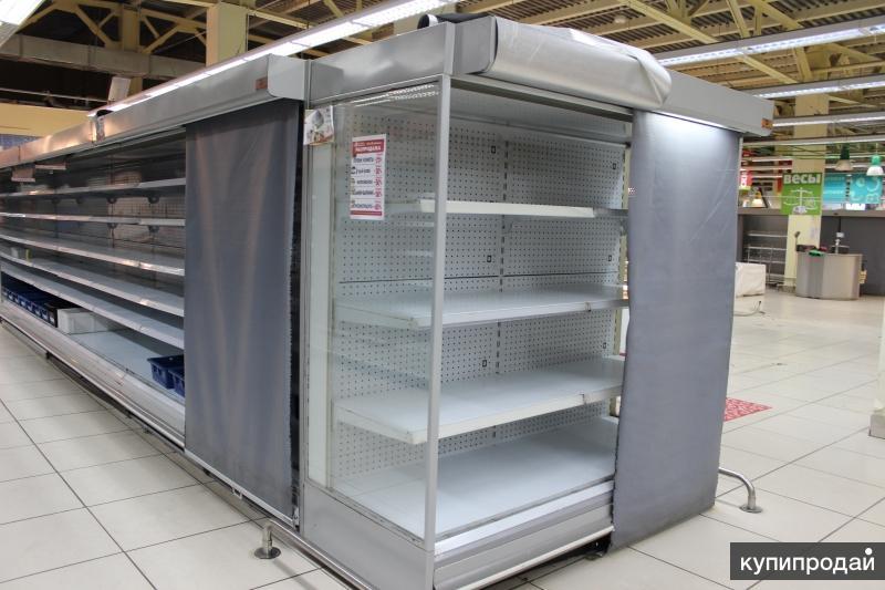 Продам холодильные и морозильные витрины