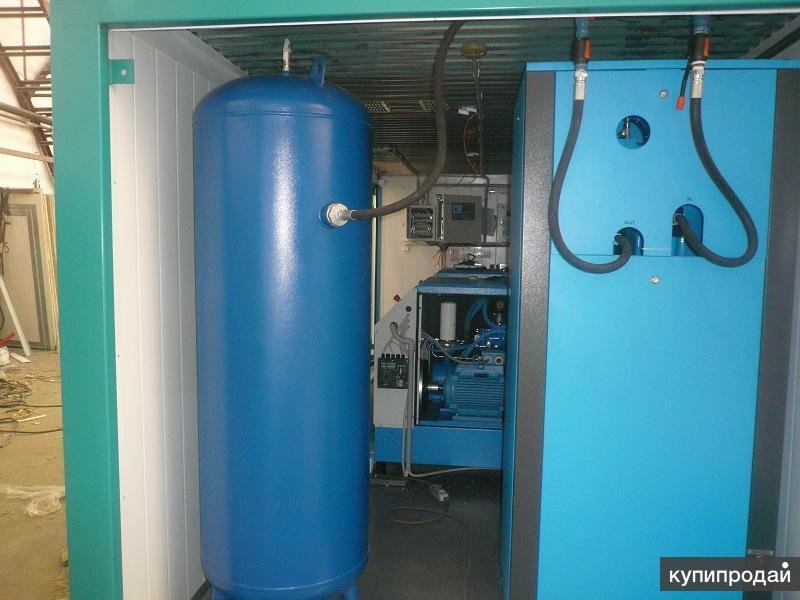 Продам БКК 1010-2 Блок контейнер компрессорный (компрессор)