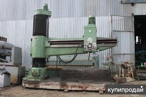 Продаю Chepel RF51 Радиально-сверлильный станок
