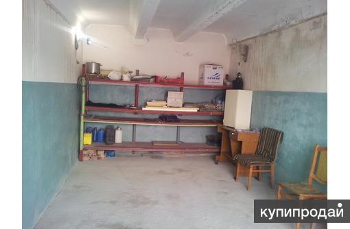 """Продам гараж в ГК """"Мотор-2"""""""