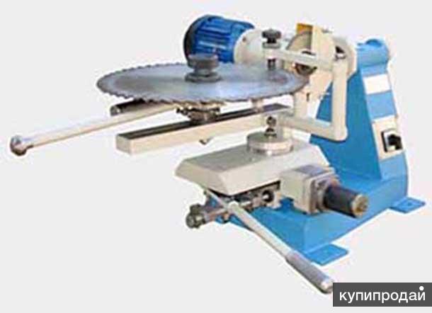 Станок для заточки дисковых пил ЗСТ-68.