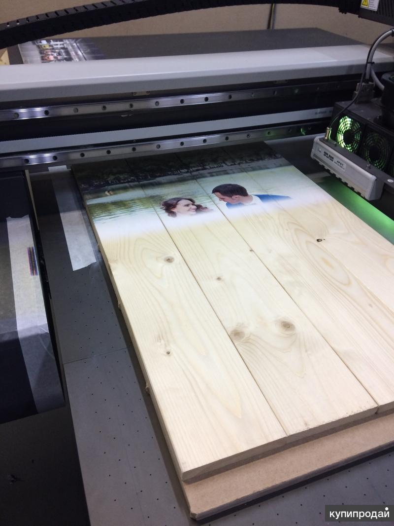 данном технология печати фото на дереве единственный
