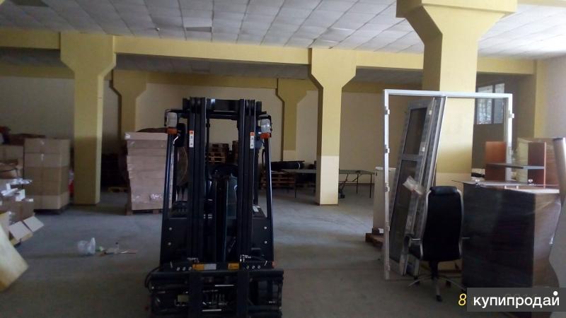 Сдается в аренду производственно-складское строение