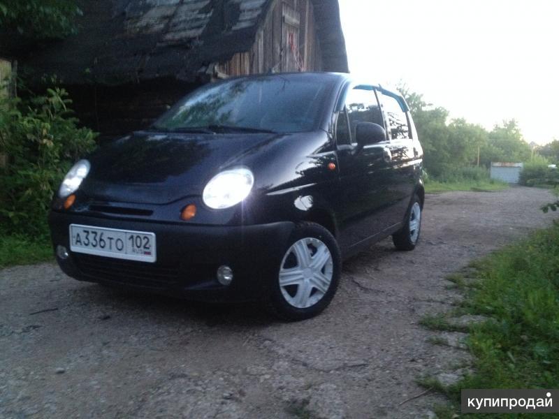 Daewoo Matiz, 20007