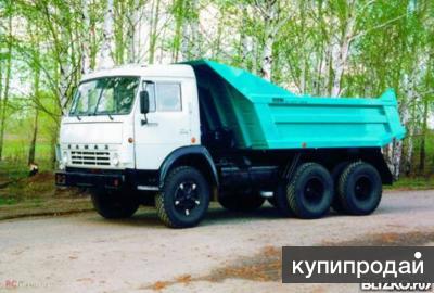 Услуги самосвалов в Красноярске