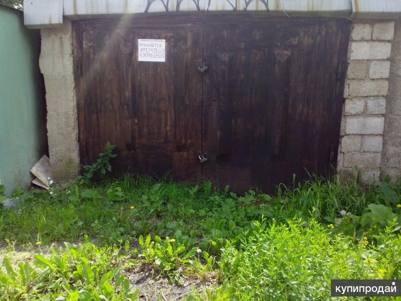 Капитальный гараж с погребом и смотровой ямой на пр. Салавата Юлаева