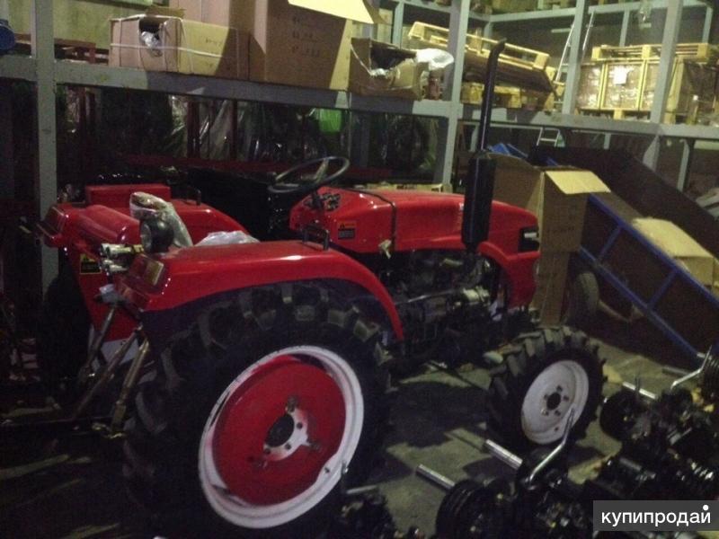 Продается трактор Weituo 244 без пробега