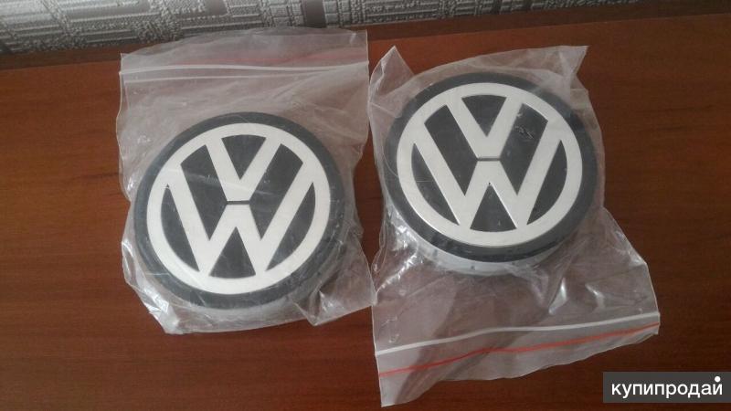 Заглушка на диск колеса, d-72 мм, для а/м VW.