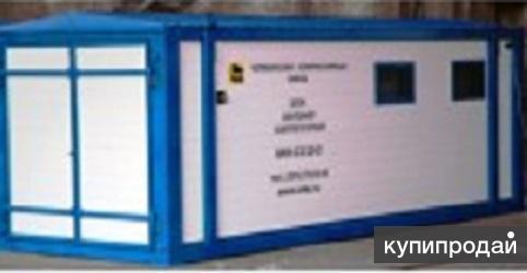 Продается Блок контейнер компрессорный БКК 1010-2