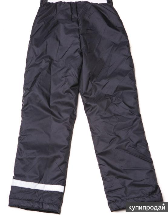 Теплые штаны для детей Bear Up.