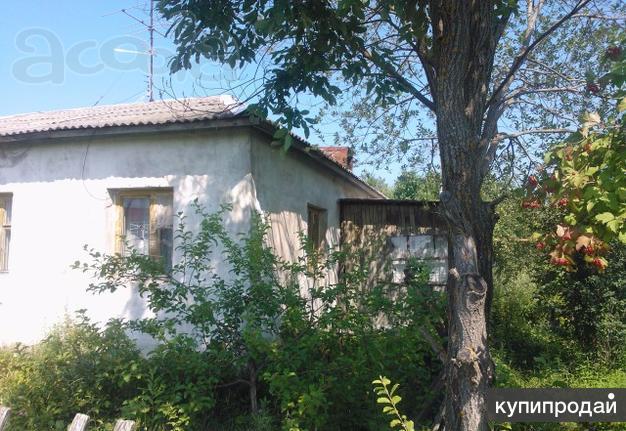 Продам участок с домом на юге Тамбовской области