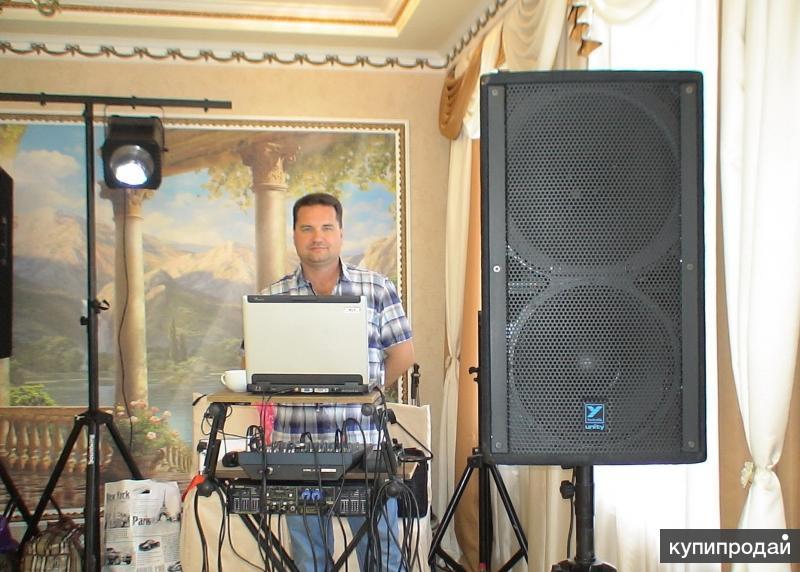 Музыкант/DJ + Ведущая/Тамада. Корпоративы, Свадьбы, Юбилеи, Выпускные