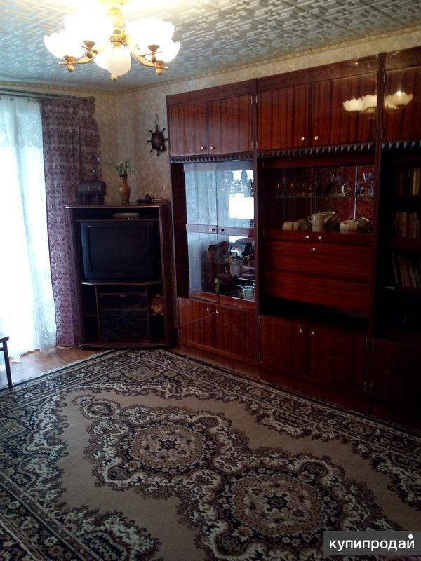 Сдаётся на длительный срок или продаётся 2-к квартира, 52 м2, 3/5 эт.кирпич.дома
