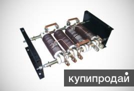 Блоки резисторов крановые типа БРП,БРК 12