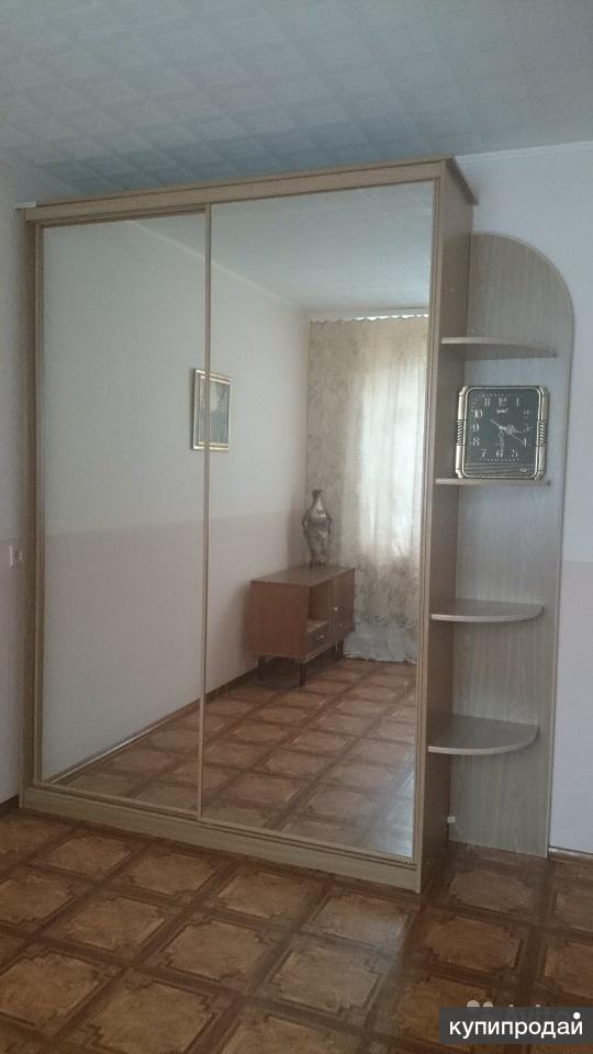 2-к квартира, 50 м2, 1/5 эт. на ул.Крауля