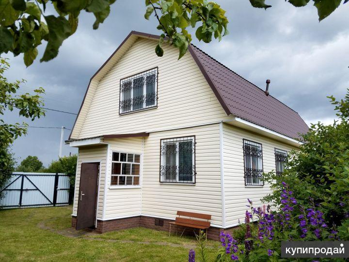 Уютный благоустроенный дом с мебелью и быт. техникой на 10 сотках
