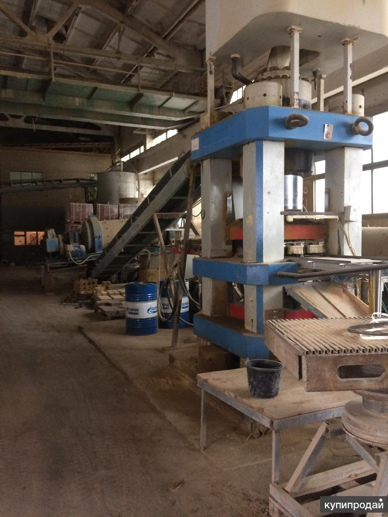 Кирпичный завод по производству облицовочных элементов
