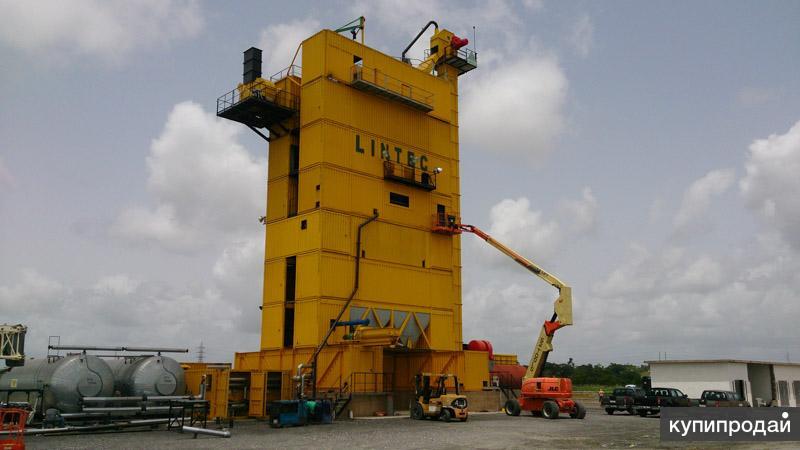 Lintec CSM 4000. АБЗ контейнерного типа новый 320 т/ч продам.