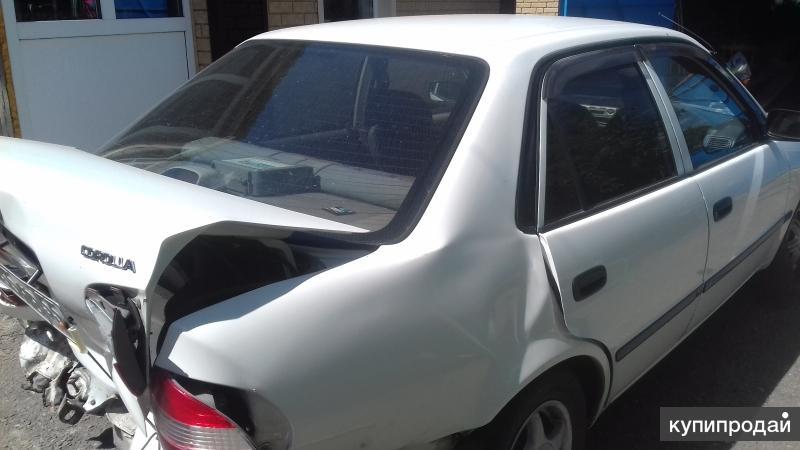 Toyota, 2000