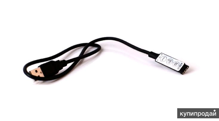 USB диммер для светодиодной ленты