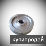 Колеса крановые К2Р