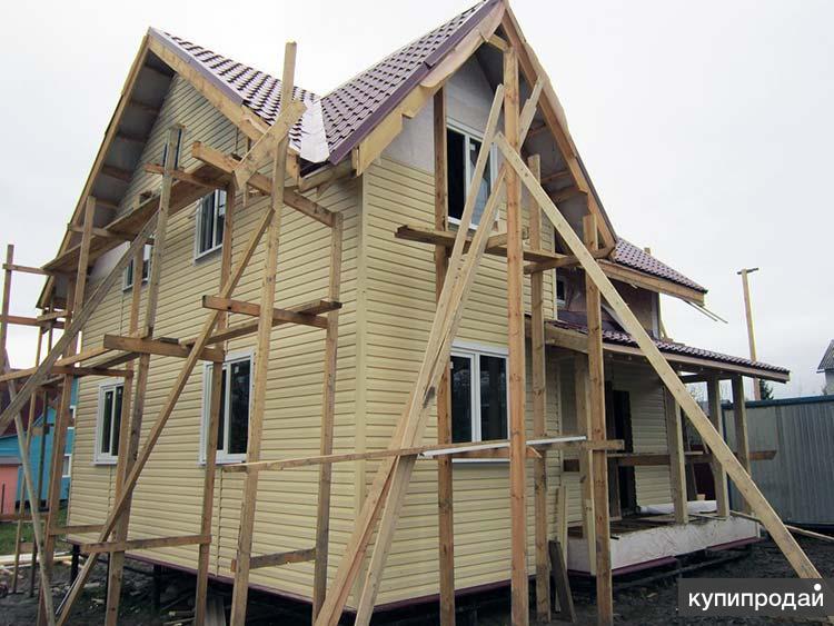 Фасады из сайдинга, металлосайдинга с утеплением и без в Пензе