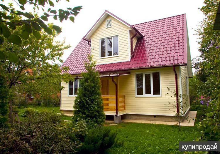 Дача под ключ и реконструкция дачного дома в Пензе