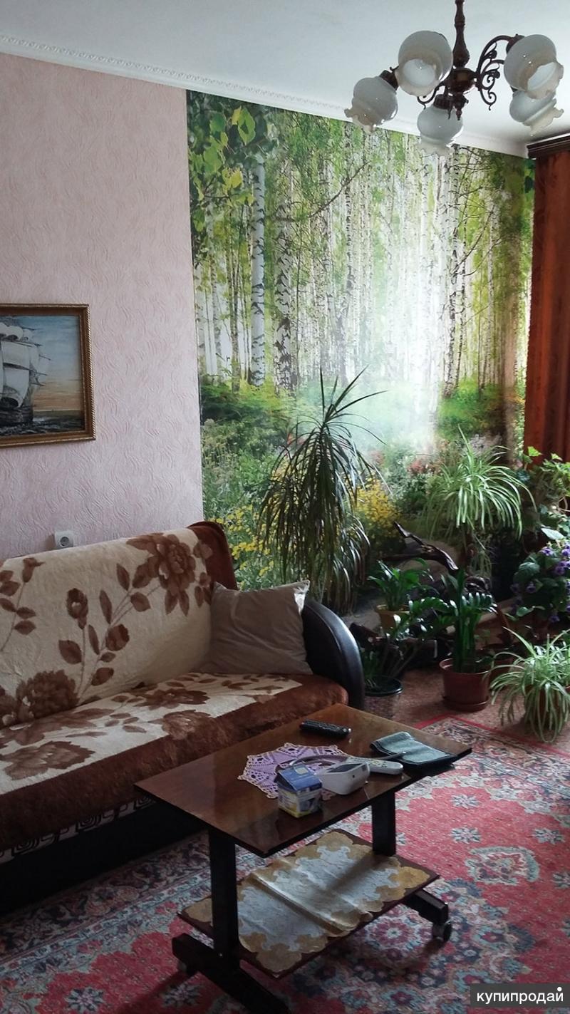 Продается благоустроенная 3-х комнатная квартира в р.п. Саргатское