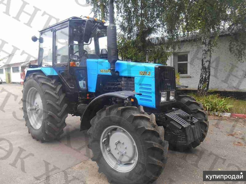 Трактор Беларус МТЗ-82.1-23/12-23/32