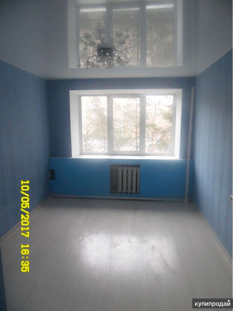 Комната в бывшем общежитии коридорного типа