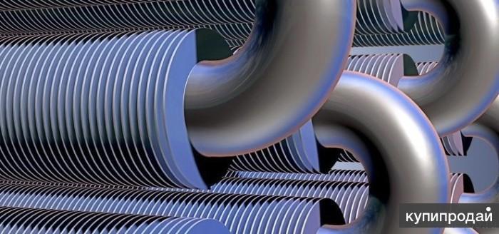 Оребренные трубы или регистры