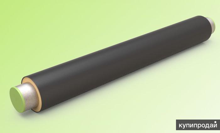 Трубы ППУ в полиэтиленовой оболочке (ППУ-ПЭ)