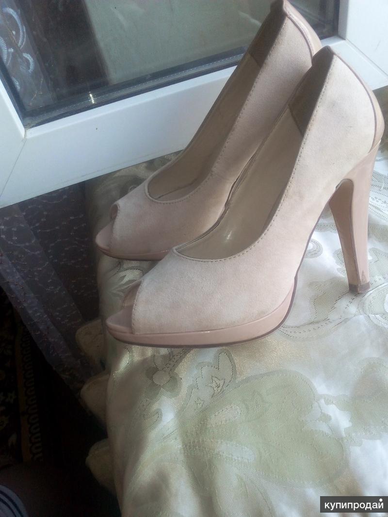 Вечерние туфли
