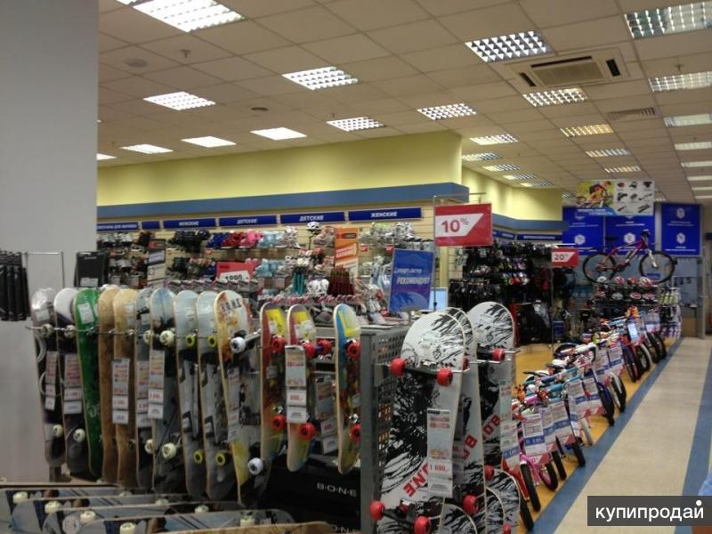 Скидка 30% на товары в магазинах Спормастер