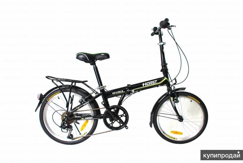 Немецкие велосипеды Horst