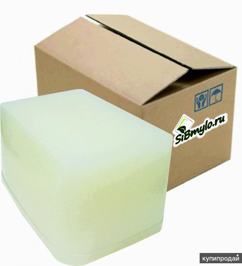 Мыльная основа Льдинка от производителя