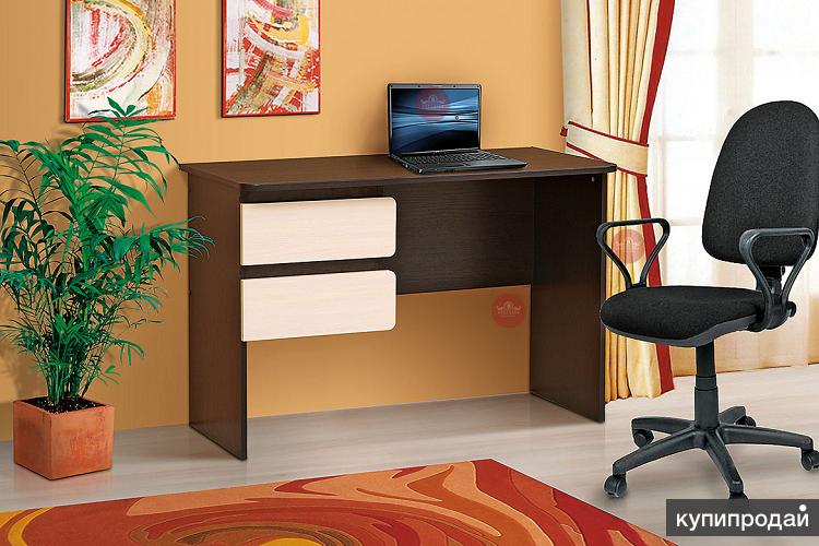 Письменный стол с 2-мя ящиками