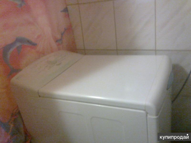 стиральная машина WIRLPOOL  с вертикальной загрузкой марки AWE 6416/1  А+А 5,5 к