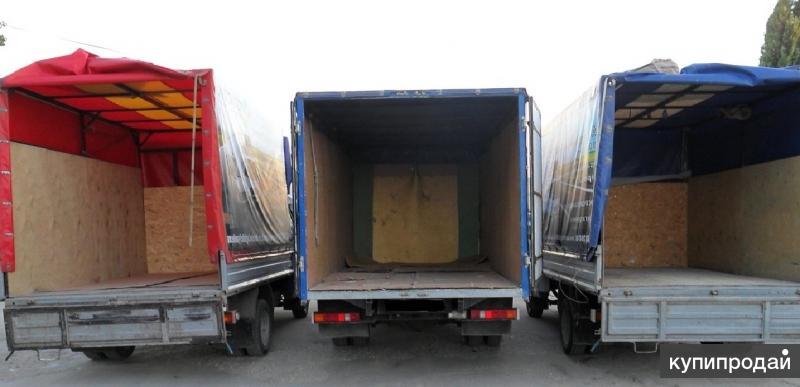 Газель и грузчики.Переезды и перевозка грузов.