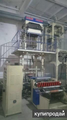 Производство полиэтиленновых пакетов