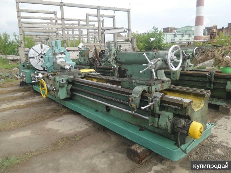 Токарно-винторезные станки ДИП500 мод.165 РМЦ 5000