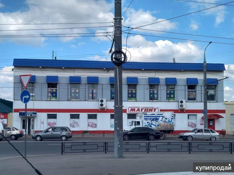 Торговая площадь 500 кв м (Терновка)