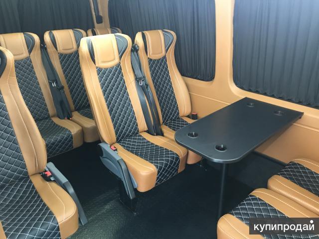 сиденья для микроавтобуса фото инструкция