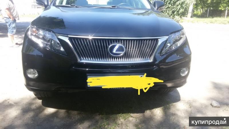 Lexus RX450h на разбор