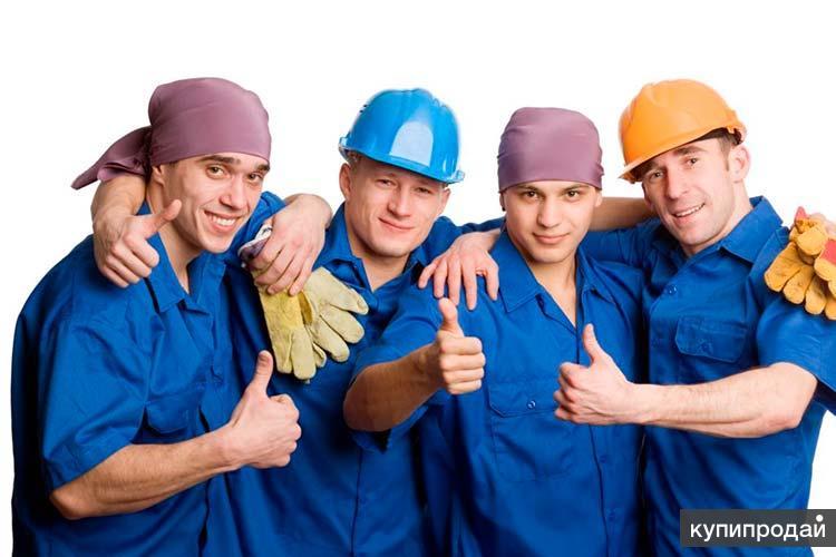 Бригада строителей и отделочников под ключ в Пензе